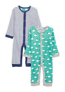 Mini Boden 2-Pack Rompers (Baby)