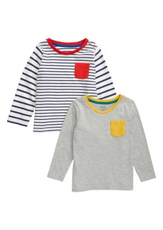 Mini Boden 2-Pack T-Shirts (Baby)