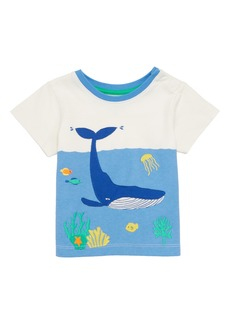 Mini Boden Animal Explorer T-Shirt (Baby Boys)