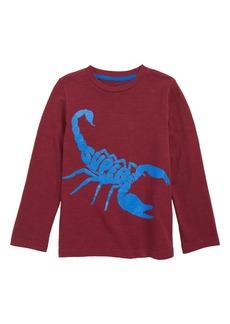 Mini Boden Animal Graphic T-Shirt (Toddler Boys, Little Boys & Big Boys)