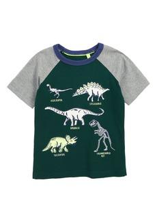 Mini Boden Animal Raglan Shirt (Toddler Boys, Little Boys & Big Boys)
