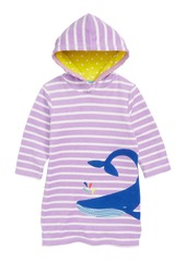 72653006db2 Mini Boden Mini Boden Appliqué Hooded Toweling Beach Dress (Toddler ...