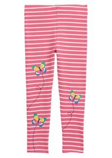 Mini Boden Appliqué Leggings (Toddler Girls, Little Girls & Big Girls)