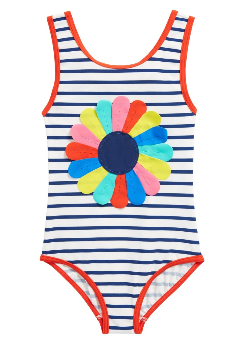 3b864853e77c2 Mini Boden Appliqué One-Piece Swimsuit (Toddler Girls, Little Girls & Big  Girls