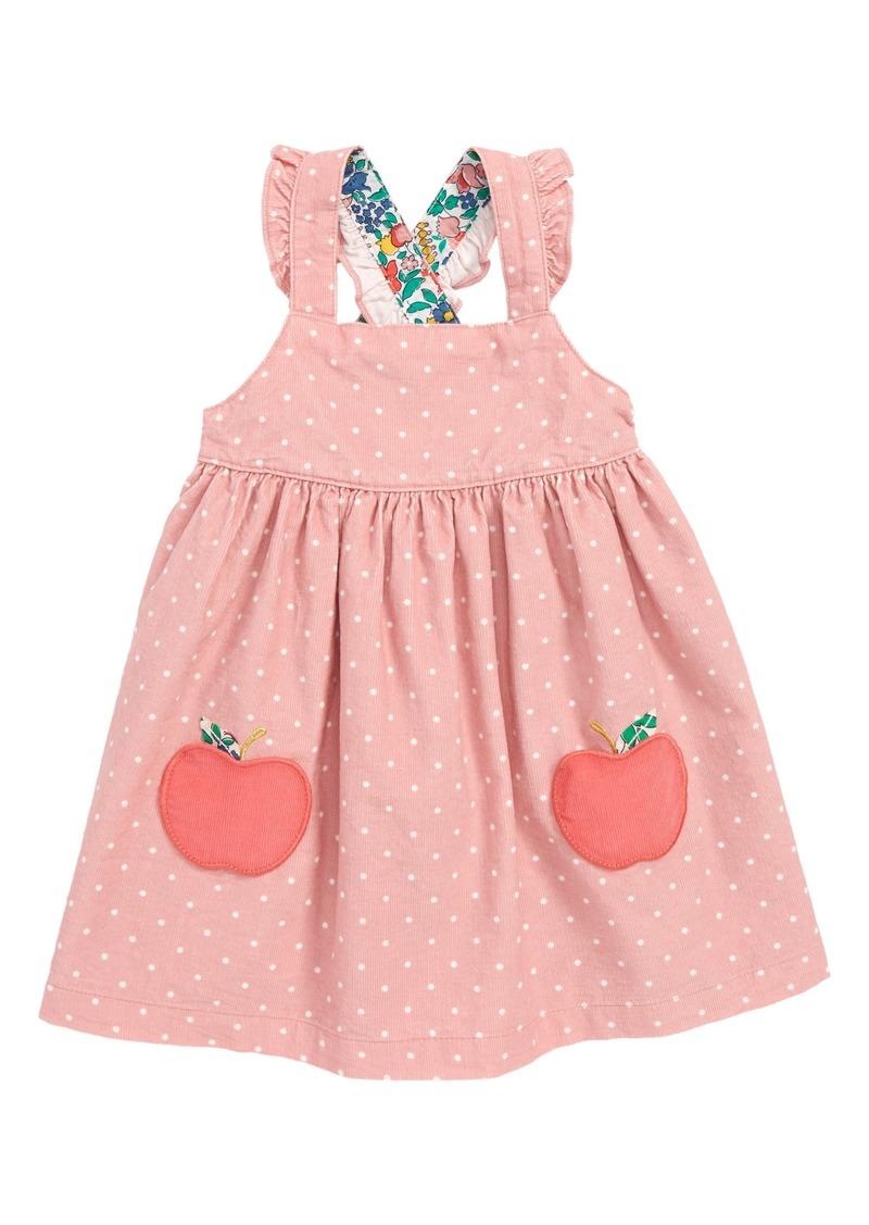 3ebd766971d9 Mini Boden Mini Boden Appliqué Pinafore Dress (Baby Girls & Toddler ...