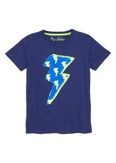 Mini Boden Appliqué Shirt (Toddler Boys, Little Boys & Big Boys)