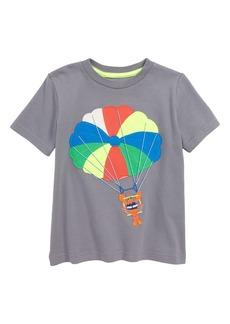 Mini Boden Beach Sports Appliqué Parasailing T-Shirt (Toddler Boys, Little Boys & Big Boys)