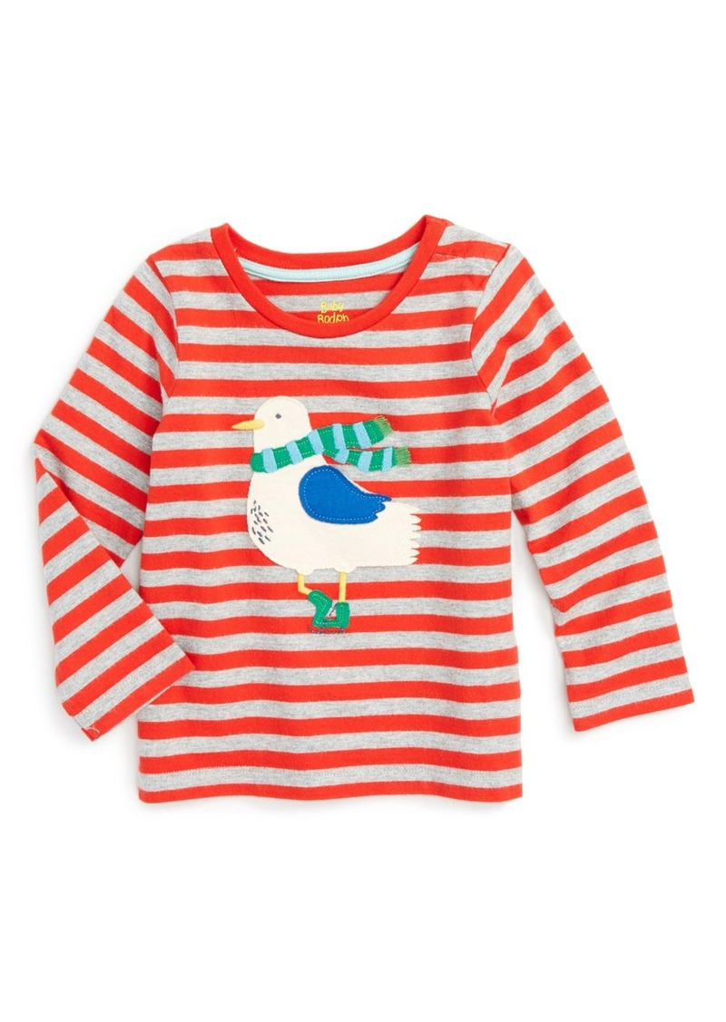 Mini boden mini boden 39 big appliqu 39 t shirt baby boys for Mini boden sale deutschland