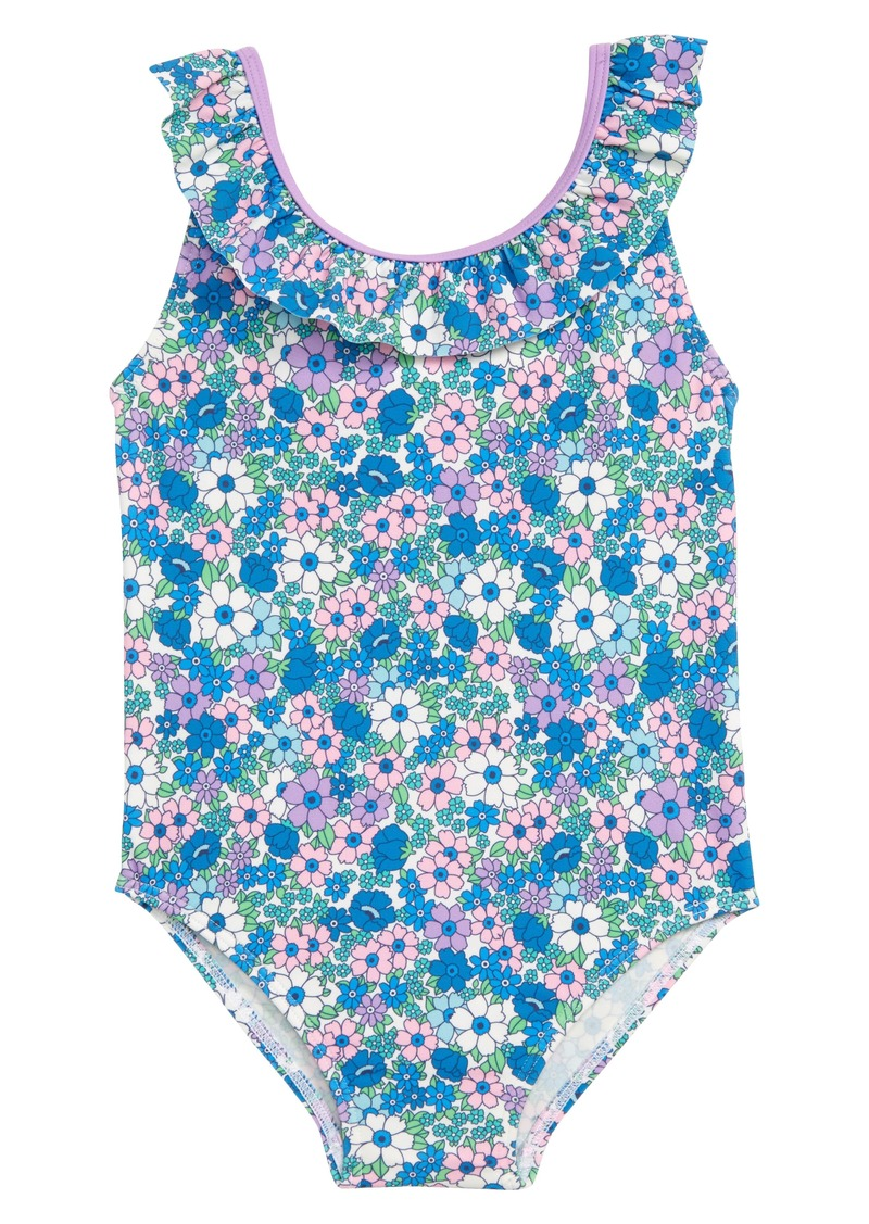 da507d12400 Mini Boden Mini Boden Bow One-Piece Swimsuit (Toddler Girls) | Sets