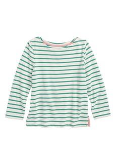 Mini Boden Breton T-Shirt (Toddler Girls, Little Girls & Big Girls)