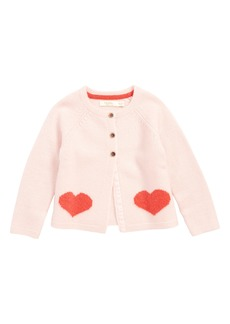 Mini Boden Cashmere Cardigan (Baby)