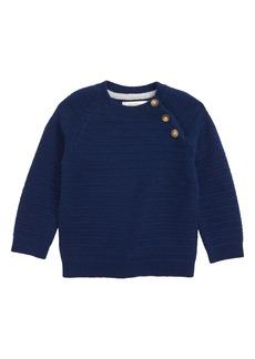 Mini Boden Cashmere Sweater (Baby)