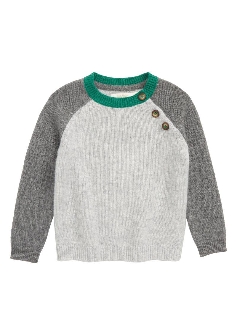 ccf66ad9b8c8 Mini Boden Mini Boden Cashmere Sweater (Baby)