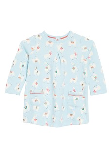 Mini Boden Cosy Print Dress (Baby Girls & Toddler Girls)