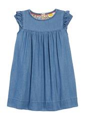 Mini Boden Easy Everyday Dress (Toddler Girls, Little Girls & Big Girls)