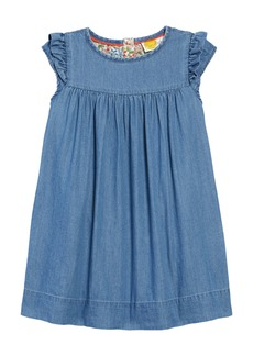 Mini Boden Easy Everyday Dress (Toddler Girls, Little Girls & Big Girls)