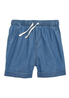 Mini Boden Explorer Shorts (Baby Boys)