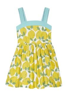Mini Boden Fifties Summer Dress (Toddler Girls, Little Girls & Big Girls)