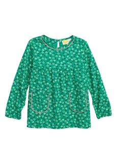 Mini Boden Floaty Woven Tunic (Toddler Girls, Little Girls & Big Girls)