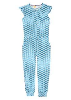 Mini Boden Flutter Sleeve Jumpsuit (Little Girls & Big Girls)