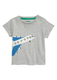 Mini Boden Fun Holiday T-Shirt (Baby & Toddler Boys)