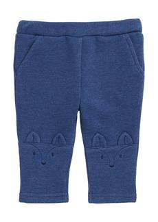 Mini Boden Fun Knee Knit Pants (Baby)