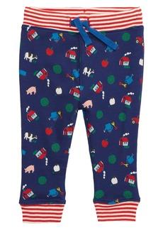 Mini Boden Fun Reversible Pants (Baby)