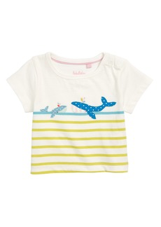 Mini Boden Fun Summer Appliqué T-Shirt (Babies & Toddlers)