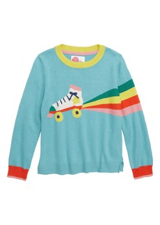 Mini Boden Fun Sweater (Toddler Girls, Little Girls & Big Girls)