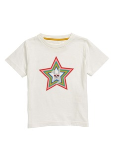 Mini Boden Funky Pets Graphic Tee (Toddler Girls, Little Girls & Big Girls)