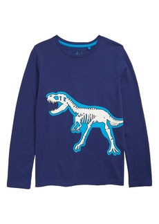 Mini Boden Glow in the Dark Graphic T-Shirt (Toddler Boys, Little Boys & Big Boys)