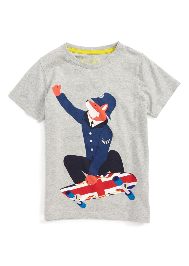 Mini boden mini boden great british bobby fox graphic t for Mini boden sale deutschland