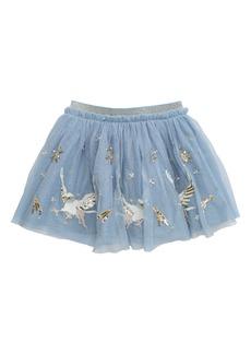 Mini Boden Harry Potter Hippogriff Tulle Skirt (Toddler Girls, Little Girls & Big Girls)