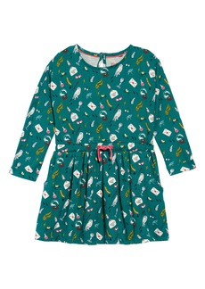 Mini Boden Harry Potter Print Dress (Toddler, Little Girls & Big Girls)