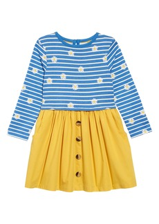 Mini Boden Hotchpotch Dress (Toddler Girls, Little Girls & Big Girls)