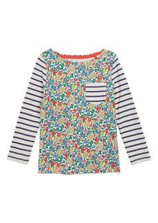 Mini Boden Hotchpotch T-Shirt (Toddler Girls, Little Girls & Big Girls)