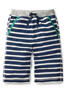 Mini Boden Jersey Baggies Shorts (Toddler Boys, Little Boys & Big Boys)