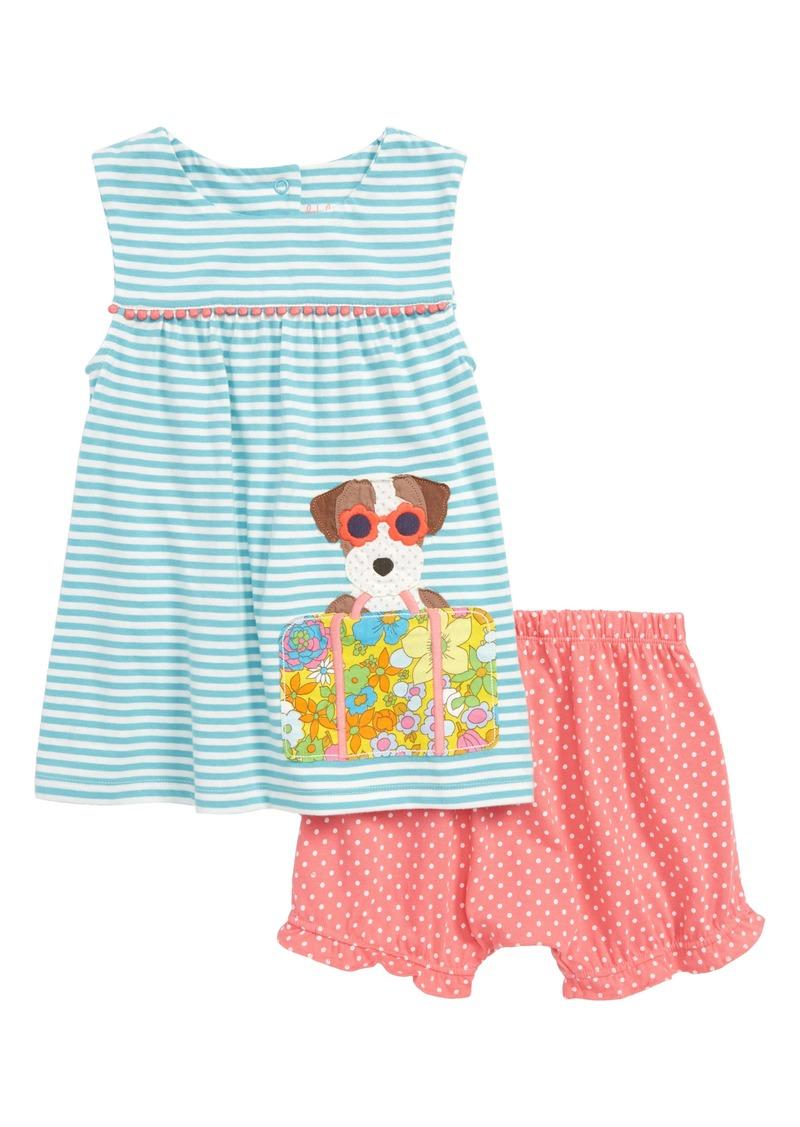 eff9fd36b63 Mini Boden Mini Boden Jersey Summer Dress (Baby Girls   Toddler ...