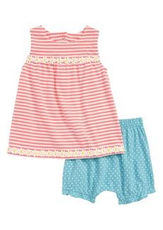 Mini Boden Jersey Summer Dress (Baby Girls & Toddler Girls)