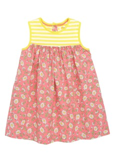 Mini Boden Jersey Tank Dress (Baby Girls)