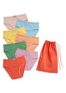 Mini Boden Kids' Assorted 7-Pack Panties (Toddler, Little Girl & Big Girl)
