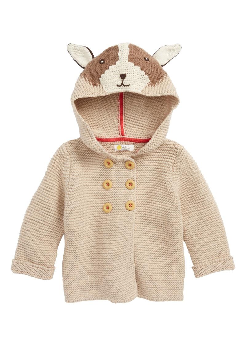 73479fe5f Mini Boden Mini Boden Knitted Critter Jacket (Baby   Toddler ...