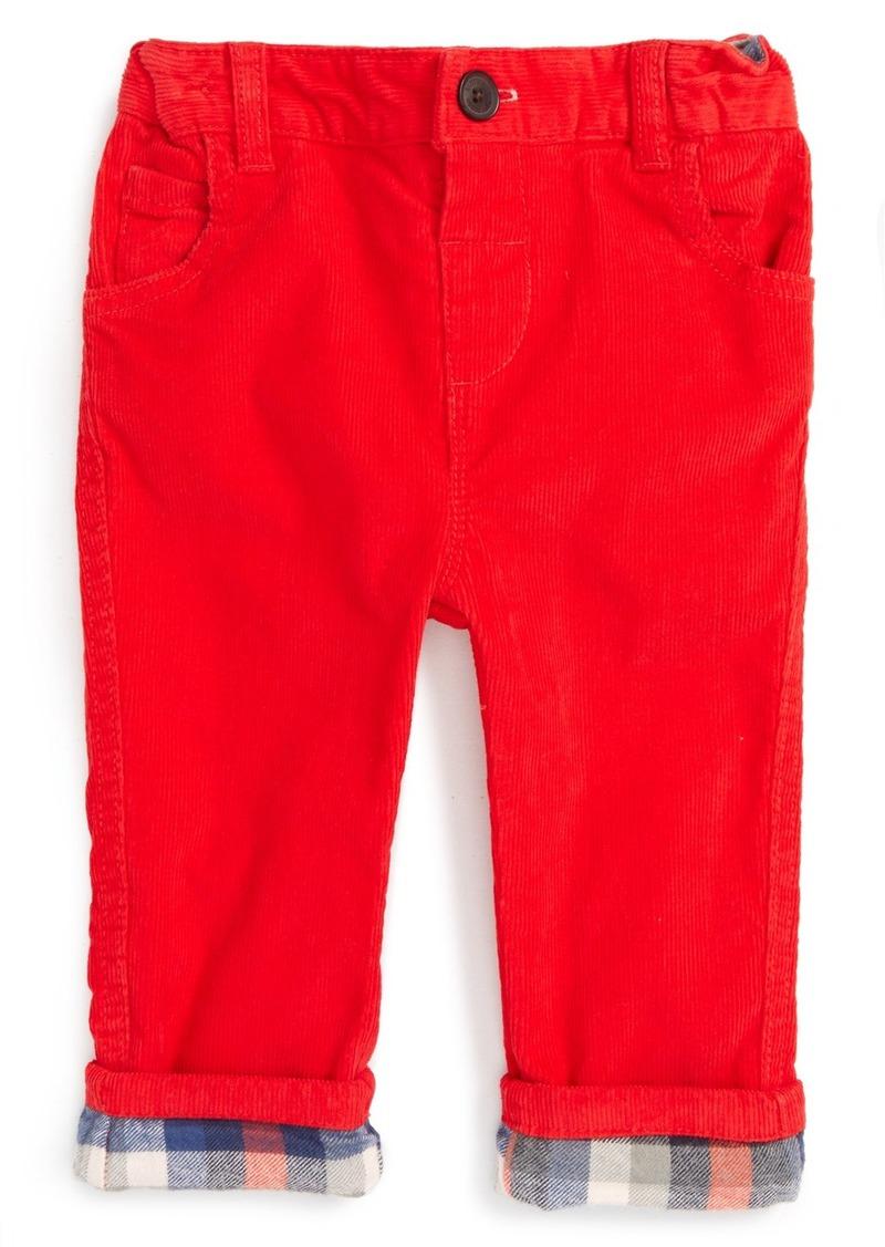 Mini Boden Lined Corduroy Pants (Baby Boys & Toddler Boys)