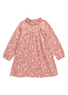 Mini Boden Long Sleeve Jersey Dress (Baby)