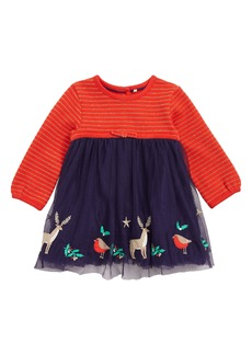 Mini Boden Magical Tulle Dress (Baby & Toddler Girls)