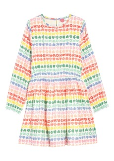 Mini Boden Maritime Print Dress (Toddler Girl, Little Girl & Big Girl)
