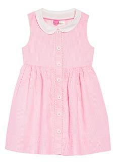 Mini Boden Nostalgic Collar Dress (Toddler Girls, Little Girls & Big Girls)