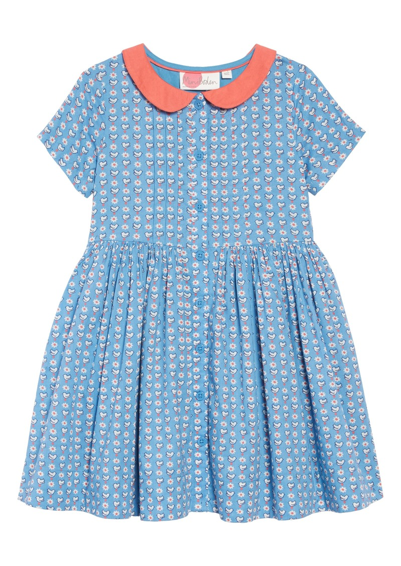 05b77b047 Mini Boden Nostalgic Collared Dress (Toddler Girls, Little Girls & Big Girls )
