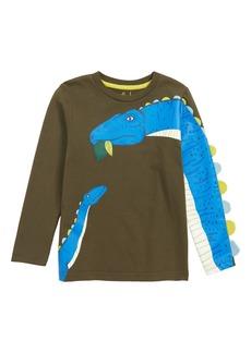 Mini Boden Novelty Creature T-Shirt (Toddler Boys, Little Boys & Big Boys)