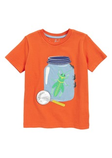 Mini Boden Novelty Pet - Bugs T-Shirt (Toddler Boys, Little Boys & Big Boys)